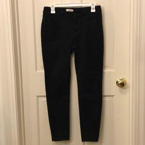 Kensie midrise ankle skinny jeans